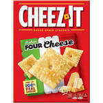Cheez-It Italian Four Cheese Baked Snack Crackers