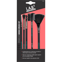 L.A.B.2 Live and Breathe Beauty Strokes of Genius Brush Kit