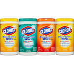 Clorox Assorted Disinfecting Wipes