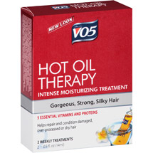 VO5 Hot Oil Therapy Intense Moisturizing Treatment