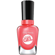 Sally Hansen Miracle Gel Nail Color Pretty Piggy 0.5 fl oz