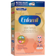 Enfamil A.R. Powder Infant Formula For Spit-Up With Iron