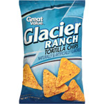 Great Value Glacier Ranch Tortilla Chips