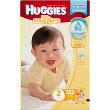 Huggies Little Snugglers Diapers Size 2