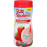 Dole Strawberry Fruit & Yogurt Kit
