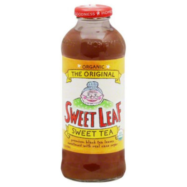 Sweet Leaf Tea Co The Original Sweet Iced Tea