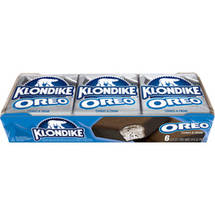 Klondike Oreo Cookies & Cream Ice Cream Bars