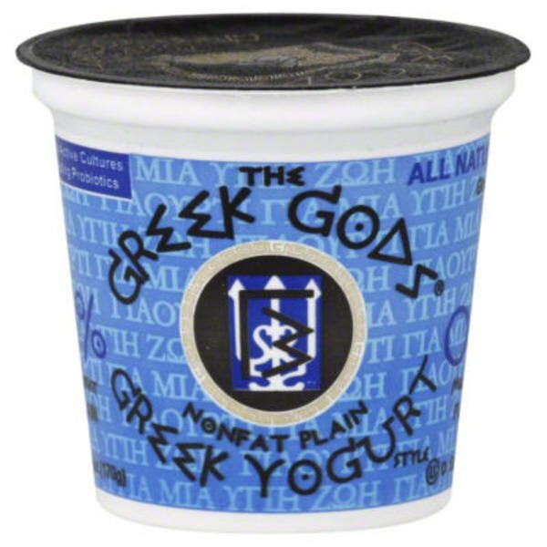 The Greek Gods Yogurt, Greek, Nonfat