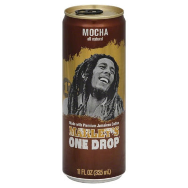 Marley's One Drop Jamaican Coffee Mocha