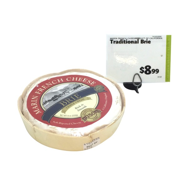 Marin French Cheese Triple Creme Brie