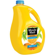 Minute Maid Premium Original Calcium + Vitamin D Low Pulp Orange Juice 128 Fl Oz
