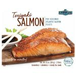 C. Wirthy & Co. Teriyaki Salmon