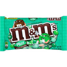 M&M'S Mint Dark Chocolate Candies
