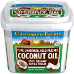 Carrington Farms 100% Organic Extra Virgin Coconut Oil