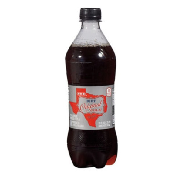 H-E-B Original Diet Cola