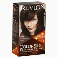 Revlon Colorsilk - Dark Mahogany Brown