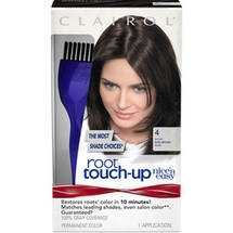 Clairol Nice 'N Easy Root Touch-Up Kit Dark Brown #4