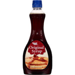 Great Value Syrup