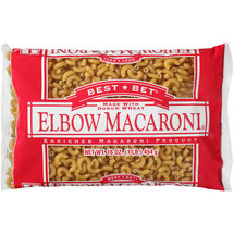 Best Bet Elbow Macaroni Pasta