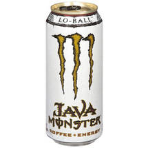 Java Monster Lo-Ball Coffee + Energy Drink