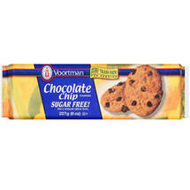 Voortman Sugar Free Chocolate Chip Cookies