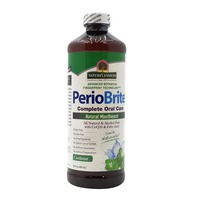 Nature's Answer Perio Brite Natural Mouth Wash Cool Mint