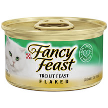 Fancy Feast Flaked Trout Feast Cat Food