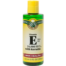 Spring Valley Vitamin E Skin Oil