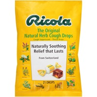 Ricola The Original Natural Herb Drops Cough Suppressant
