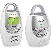 VTech - Safe and Sound 1.9 GHz Digital Audio Baby Monitor DM221