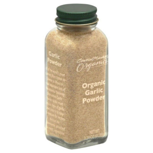 Central Market Organic Garlic Powder