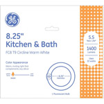 GE kitchen ; bath circline 22 watt T9 circline 1-pack