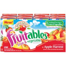 Apple & Eve Fruitables Apple Harvest Fruit & Vegetable Juice Beverage