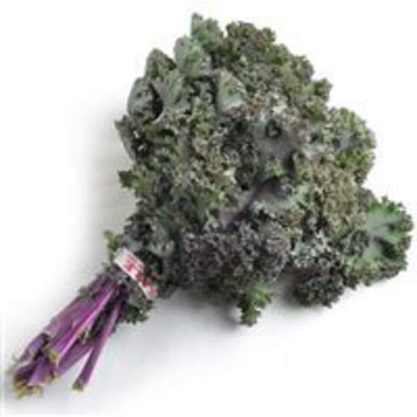 Organic Rainbow/Red/Purple Kale, Bunch