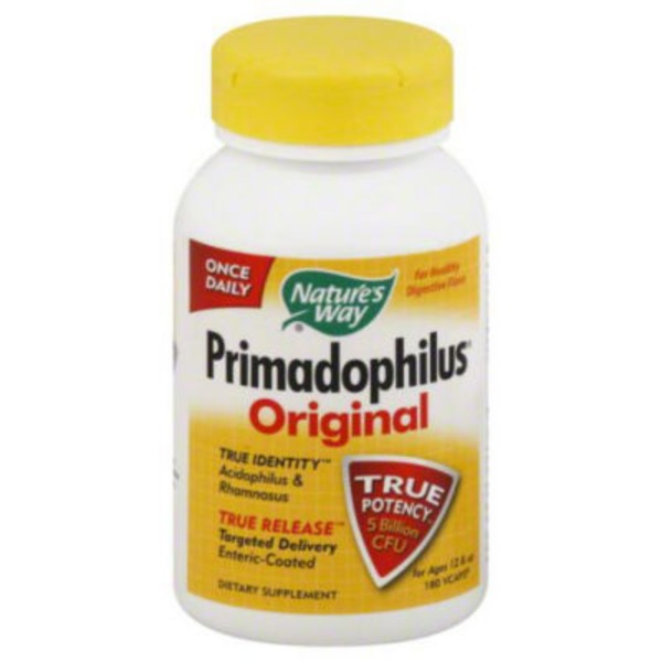 Nature's Way Primadophilus Original 5 Billion v-caps