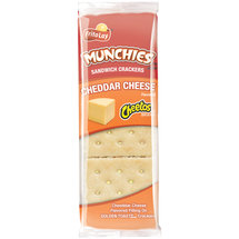 Munchies Cheddar Cheese Sandwich Crackers