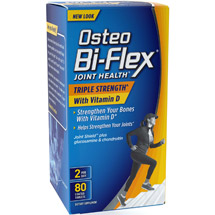 Osteo Bi-Flex Advanced Triple Strength Joint Shield Formula w/Vitamin D -