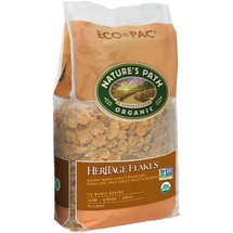 Nature's Path Heritage Heirloom Whole Grains Organic Gluten-Free Cereal
