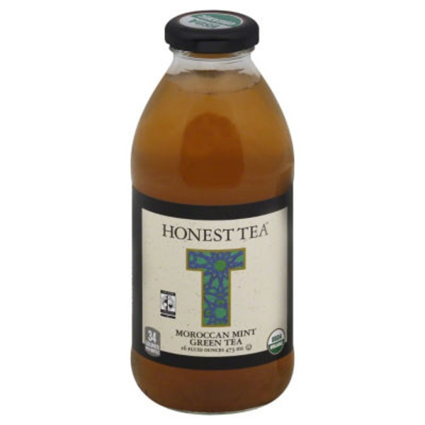 Honest Tea Moroccan Mint Green Tea