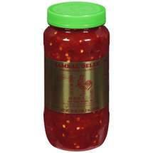 Huy Fong Foods Sambal Oelek Ground Fresh Chili Paste