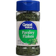 Great Value Parsley Flakes