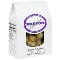 Olivia's Croutons Butter And Garlic Croutons