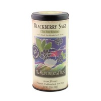 The Republic of Tea Blackberry Sage Tea for Wisdom