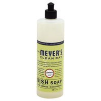 Mrs. Meyer's Lemon Verbena Dish Soap