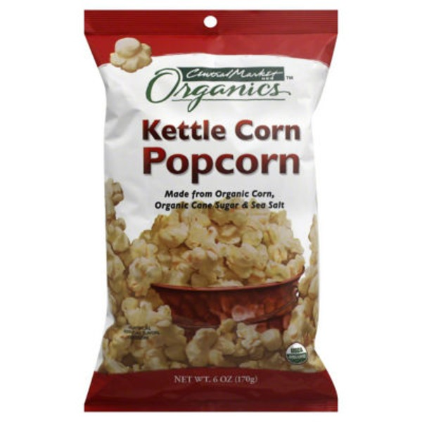 Central Market Organics Kettle Corn Popcorn
