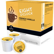 Eight O'Clock French Vanilla K-Cup