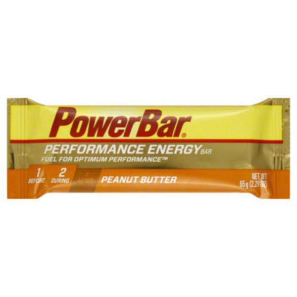PowerBar Peanut Butter Energy Bar