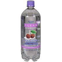 Clear American Black Cherry Sparkling Water