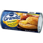 Pillsbury Grands! Flaky Layers Butter Tastin' Biscuits