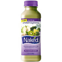 Naked Juice Protein & Greens Juice Smoothie